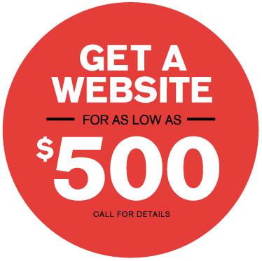 $500-WEBSITE